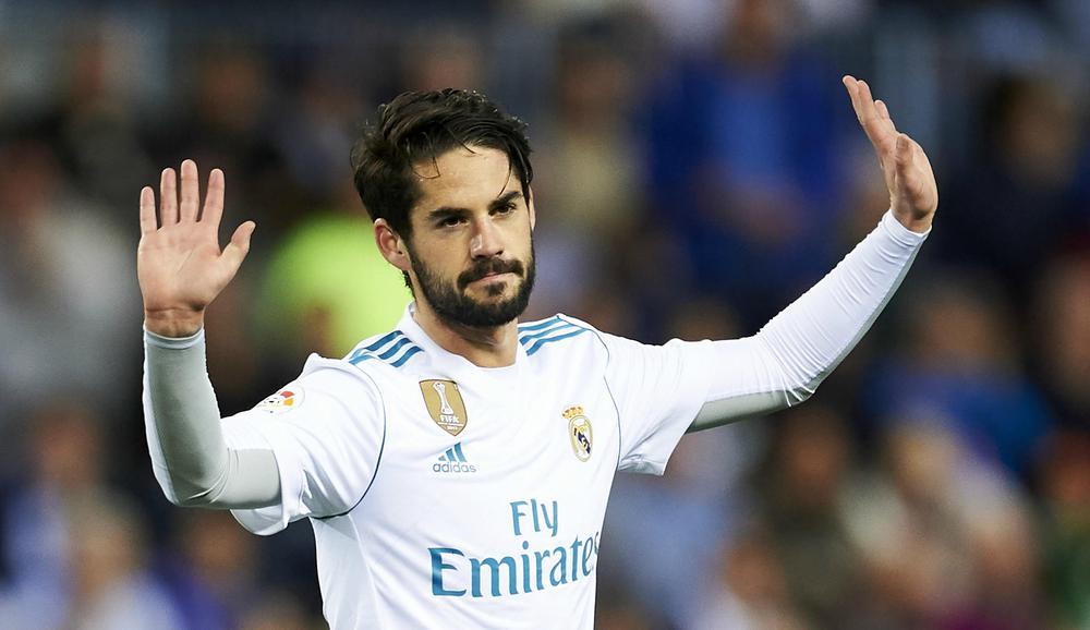 مدريد يعلن إصابة إيسكو ولا حديث عن موعد للعودة للميادين