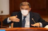لفتيت يستعرض الاستراتيجية الحكومية لتدبير كل مراحل محاربة وباء