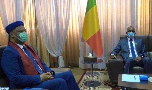 """رئيس الجمعية الوطنية لمالي: المغرب """"بلد جار تربطه بمالي علاقات متعددة الأوجه"""
