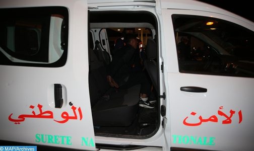 الإشادة بالإرهاب والتحريض على ارتكاب جنايات تضع شخصين في قبضة الأمن بمريرت