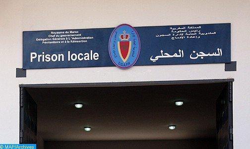 إدارة السجن المحلي (عين السبع 1) تنفي تعرض أحد النزلاء للتعذيب