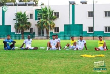 مقابلات ودية تنتظر فريق الرجاء الرياضي استعدادا لاستئناف البطولة