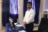 """الطالب الباحث كادم زهير يناقش أطروحته الجامعية الدكتوراة في """"اللغات والثراث والتهيئة المجالية"""""""