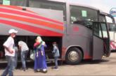 بالفيديو… منظر غير مسبوق بمحطة ولاد زيان بالدار البيضاء