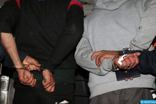 الدار البيضاء… توقيف شخصين للاشتباه في تورطهما في محاولة إرشاء موظف شرطة