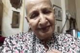الفنانة المغربية عائشة ماه ماه تتضامن مع مرضى السرطان بطريقة خاصة