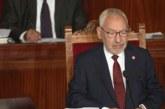 البرلمان التونسي يصوت من أجل حجب الثقة عن رئيسه راشد الغنوشي