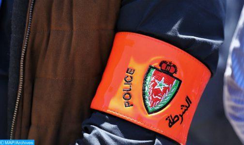 شرطي يطلق النار على شخص روع الناس وعرض حياة أمنيين للخطر بالخميسات