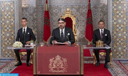 بمناسبة عيد العرش الملك محمد السادس يوجه خطابا في زمن غير مسبوق ويتحدث عن تصور جلالته لمواجهة الأزمة الحالية وما بعدها + (نص الخطاب كاملا)