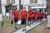 شفاء لاعبي المغرب التطواني المصابين وعودتهم لاستئناف التداريب