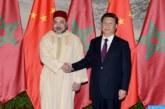 الملك محمد السادس يجري اتصالا هاتفيا مع الرئيس الصيني