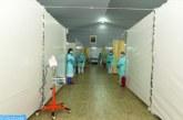 كورونا فيروس… نسبة الملء بالمستشفيات الميدانية لجهة الدار البيضاء سطات تزيد عن 83 بالمائة