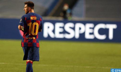 مودريتش… رحيل ميسي عن برشلونة خسارة فادحة للدوري الإسباني
