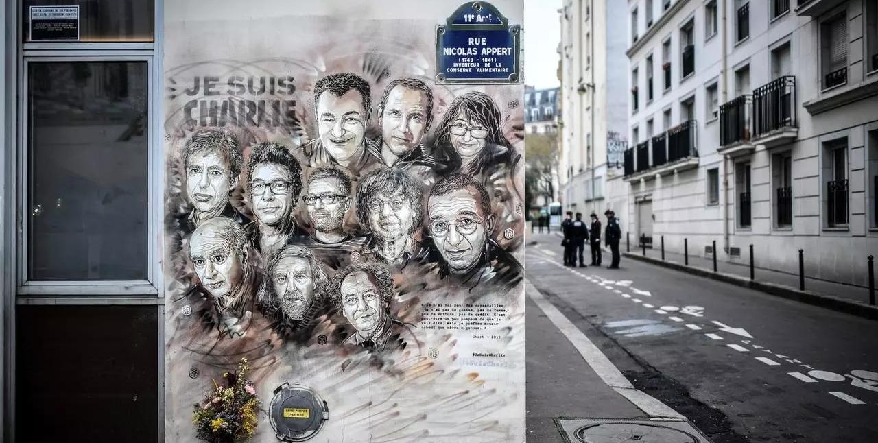 """فرنسا: إصابة 4 أشخاص في عملية طعن قرب مقر """"شارلي إيبدو"""""""