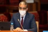 الوزير رباح يعلن إصابته بفيروس كورونا المستجد
