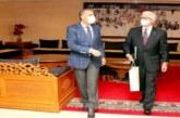 حموشي يستقبل بالرباط سفير الولايات المتحدة الأمريكية بالمملكة