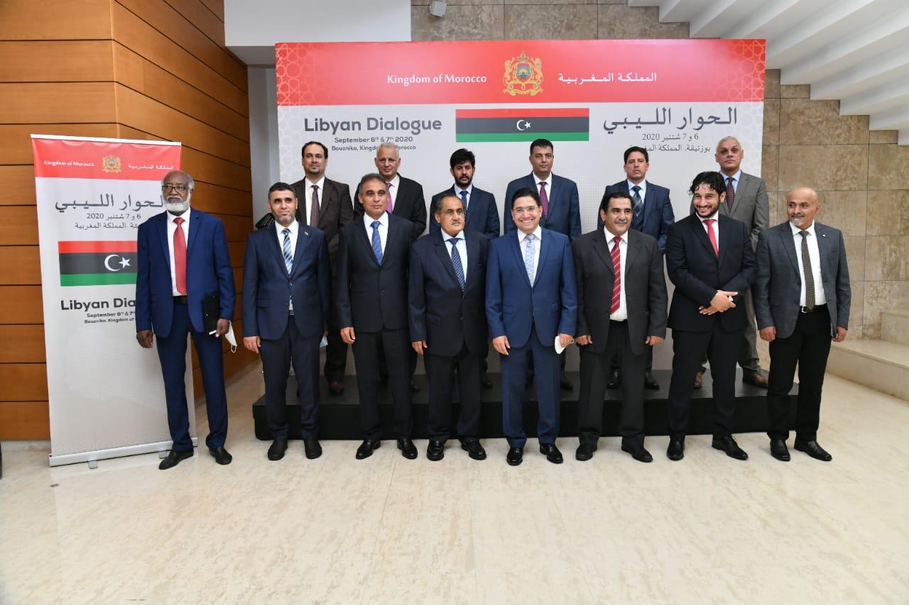 الحوار الليبي… اتفاق شامل حول المعايير والآليات الشفافة والموضوعية لتولي المناصب السيادية
