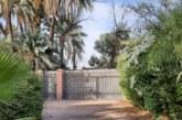تنفيذ حكم ابتدائي يؤدي إلى سجن أجنبي بمنزله