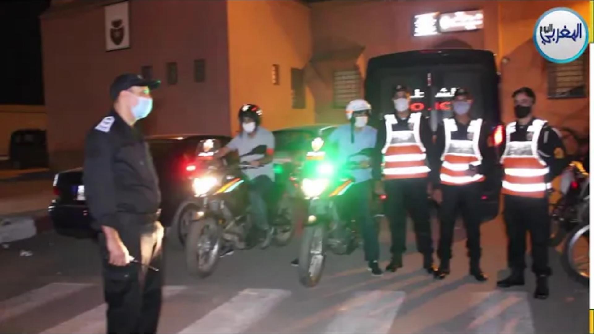 بالفيديو… الأمن الوطني يواصل التحرك… حملات ليلية ناجعة بمراكش لتحقيق الطمأنينة المنشودة