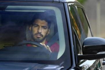 الأورغوياني لويس سواريز يرحل عن برشلونة كلاعب حر