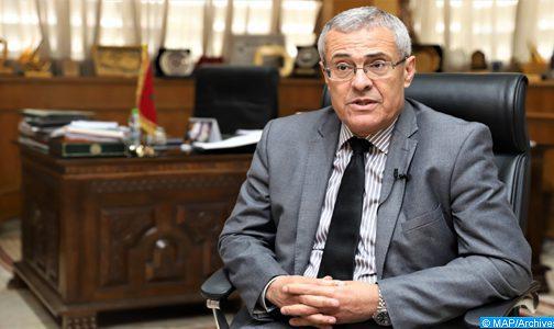 وزير العدل… تجربة المحاكمة عن بعد سيستمر العمل بها خلال المرحلة المقبلة