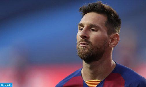 بطولة إسبانيا… ميسي يؤكد بقاءه في برشلونة الموسم المقبل
