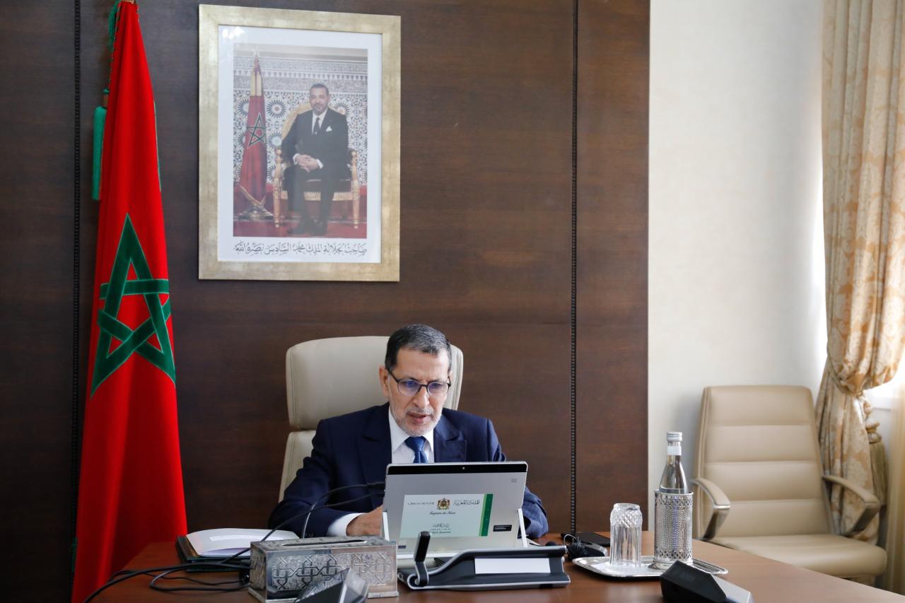 العثماني يحث القطاعات لتفعيل مراسيم ذات أولوية اجتماعية واقتصادية