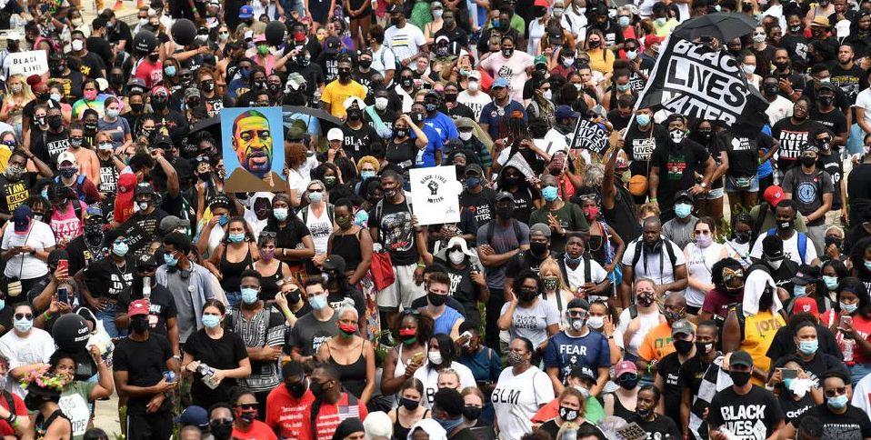 أمريكا: مقتل شاب من جديد على أيدي الشرطة الأمريكية في واشنطن
