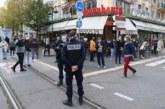 السلطات الفرنسية تعتقل شخصا تسبب في مقتل  ثلاثة أشخاص بسكين في مدينة نيس