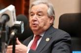 الأمين العام للأمم المتحدة يجدد التأكيد على مرتكزات الحل السياسي لقضية الصحراء المغربية