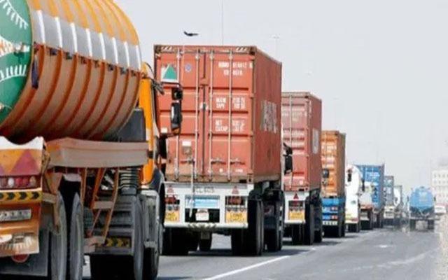 الرابطة الوطنية لمهنيي النقل الطرقي للبضائع تصعد من لهجتها