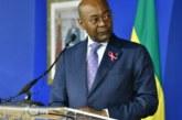 وصول وزير الخارجية الغابوني إلى مدينة العيون