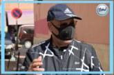 """العيون : حمدي ولد الرشيد يقوم بزيارة تفقدية لشارع """"اسكيميمة"""" والأزقة المتفرعة عنه"""