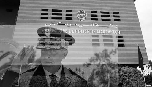 رجال الحموشي يقومون بحملات أمنية واسعة بحي الداوديات بمراكش