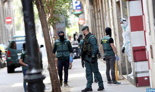 تفكيك خلية إرهابية بإسبانيا بتعاون مع المغرب