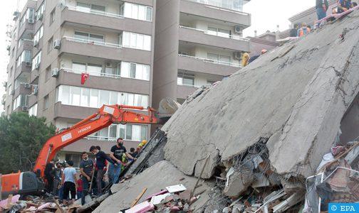 تركيا.. ارتفاع عدد ضحايا الزلزال إلى 12 قتيلا و419 جريحا