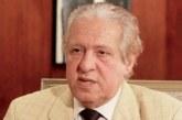 وفاة الفنان المغربي الأصيل محمود الإدريسي