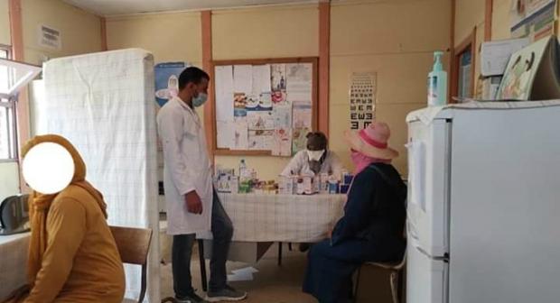 أزيلال : مندوبية الصحة تستعد لمواجهة موجة البرد بتوزيع وحدات طبية متنقلة