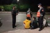 فرقة الدراجين بمراكش توقف شابين بحوزتهم سبع هواتف ومبلغ مالي من عائدات السرقة