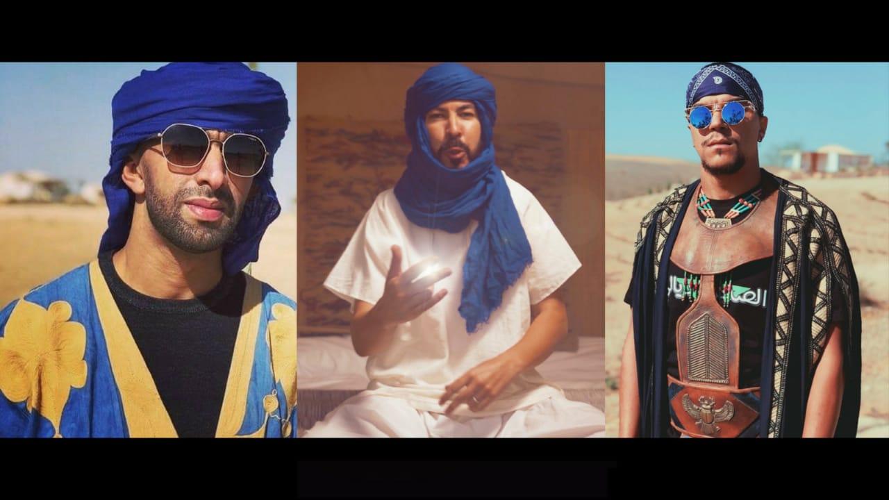 """""""الصحراء ديالي"""" جديد الرابور والمنتج الموسيقي أزييد"""