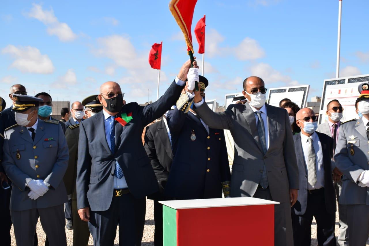 """العيون : """"حمدي ولد الرشيد """" يترأس يوما حافلا بالتدشينات إحياء لذكرى المسيرة الخضراء"""