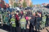 الأطر المجازة المعطلة تواصل الاحتجاج بأزيلال