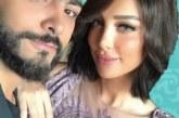 بسمة بوسيل وزوجها الفنان تامر حسني على أبواب الطلاق