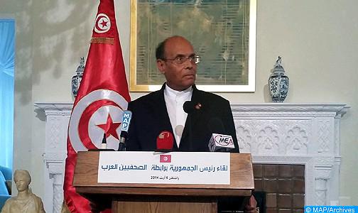 الرئيس التونسي الأسبق… هناك قوى مصممة على إجهاض أية تسوية لقضية الصحراء