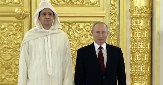 """سفير المغرب بموسكو: استعداد المغرب للتفاوض """"مع أطراف وليس مع شبح"""""""