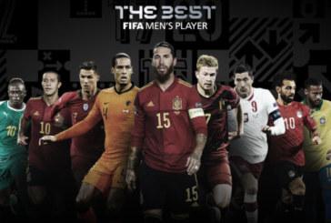 """تعرف على  11 لاعب الذين رشحتهم """"فيفا"""" لنيل جائزة أفضل لاعب في العالم لعام 2020"""