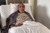 الفنان سعيد الناصري  يصارع الموت بسبب إصابته بفيروس كورونا