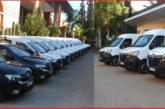 ولاية أمن بني ملال تعزز أسطولها بـ15 سيارة للخدمة