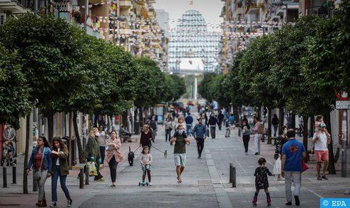 إسبانيا… احتجاجات مصحوبة بأعمال شغب في عدة مدن ضد إجراءات كورونا