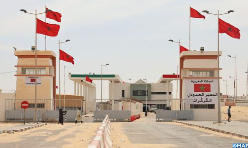 فرنسا تقف إلى جانب المغرب للمطالبة بحرية الحركة في منطقة الكركرات
